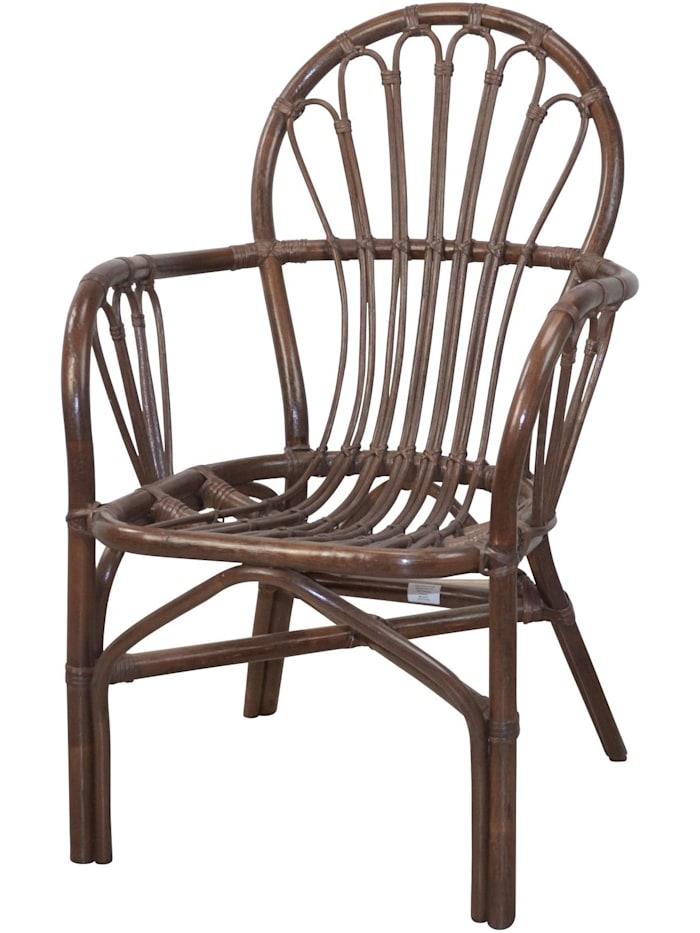 Möbel-Direkt-Online Rattansessel Conny, braun