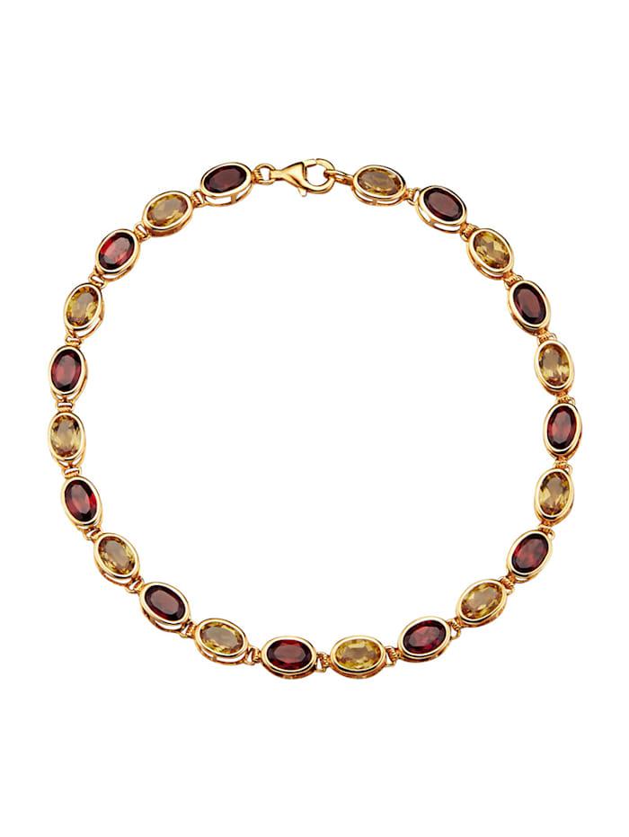 Amara Highlights Bracelet avec pierres fines, Multicolore
