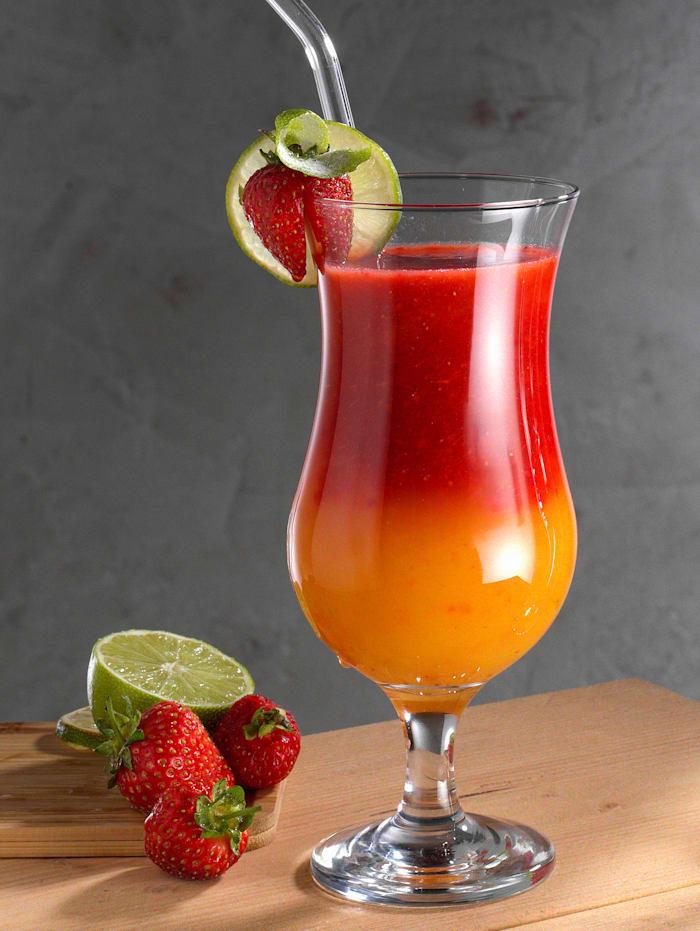 Van Well 6er-Set Cocktailgläser 'Holiday', Ungefärbt