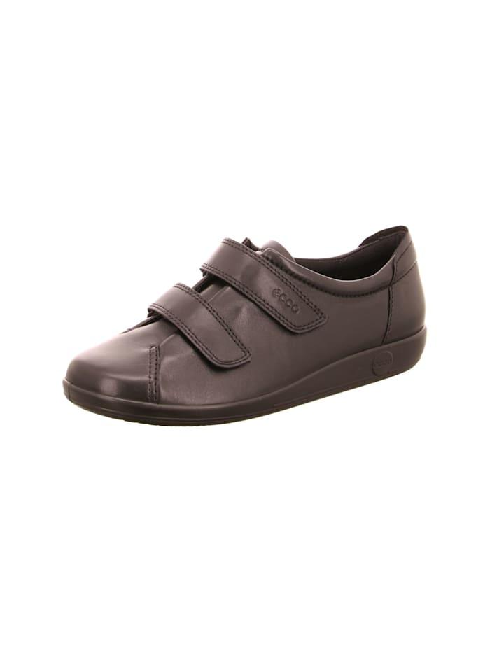 Ecco Sneaker Sneaker, schwarz