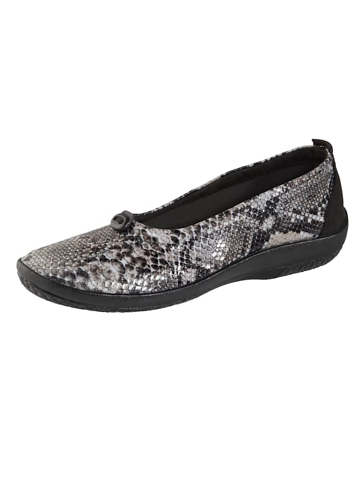 Naturläufer Chaussures thérapeutiques, Anthracite