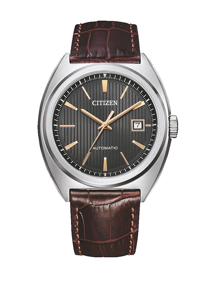 Citizen Herrenuhr NJ0100-03H, Braun
