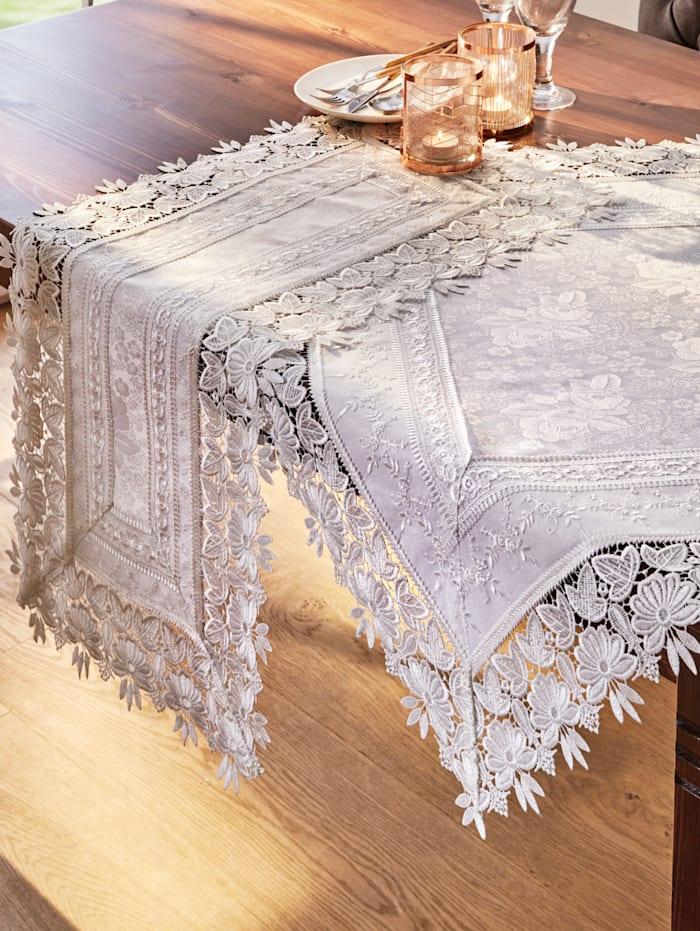 Webschatz Tischwäsche 'Leyla', sekt