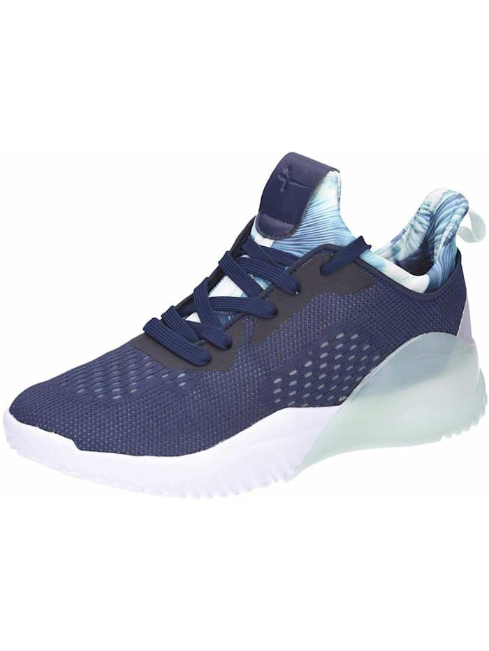Tamaris Sneakers, blau