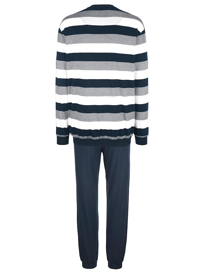 Pyjama de la collection Schiesser BASIC et COLOR