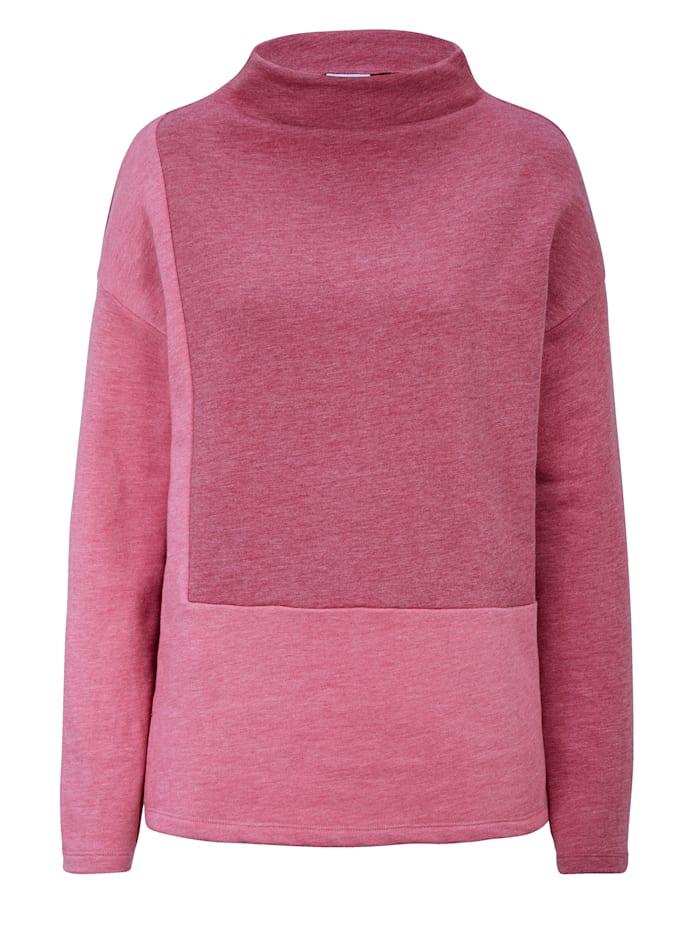 REKEN MAAR Sweatshirt, Fuchsia