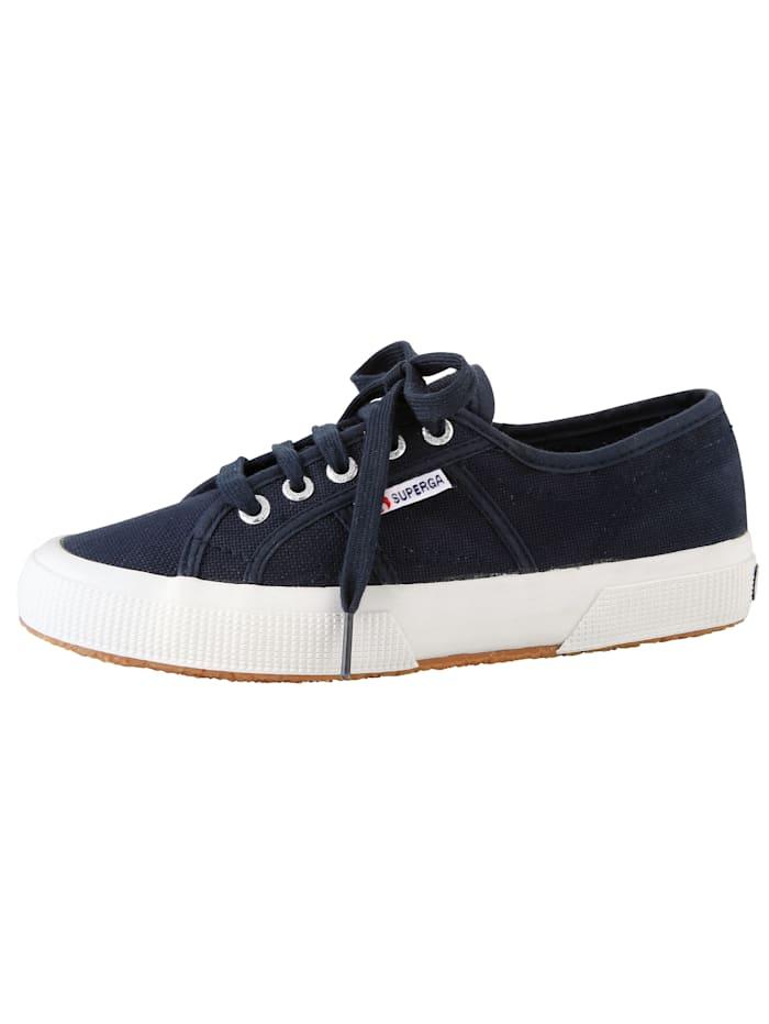 Superga Sneakers, Bleu foncé