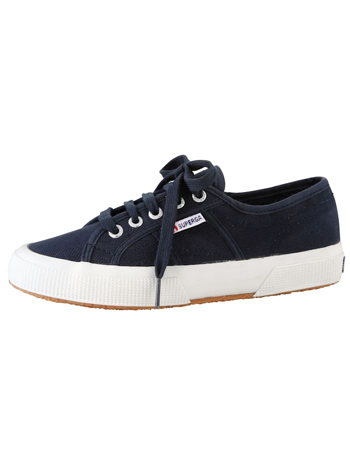 Superga Trainers, Dark Blue