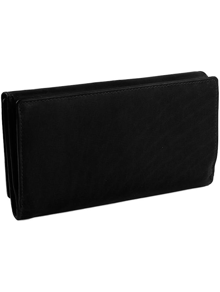 Jill Geldbörse RFID Leder 18 cm