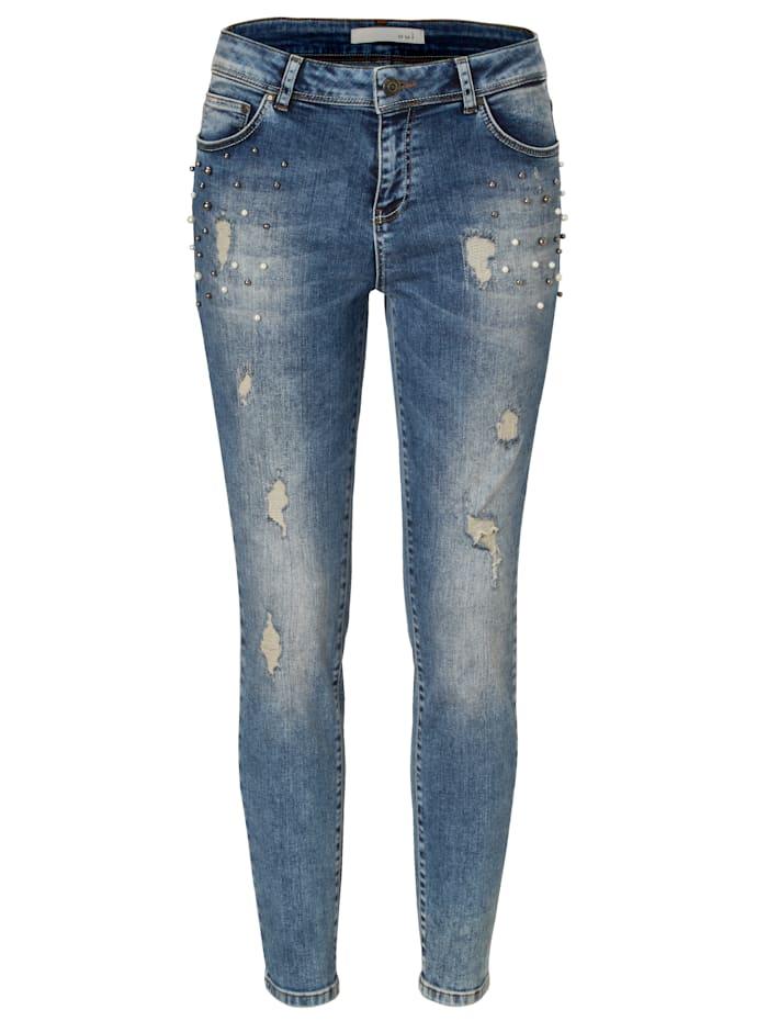 OUI Jeans, Blau