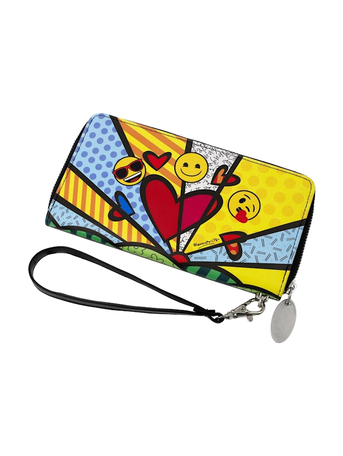 "Goebel Portmonnaie Emoji® by BRITTO® - ""A New Day"""