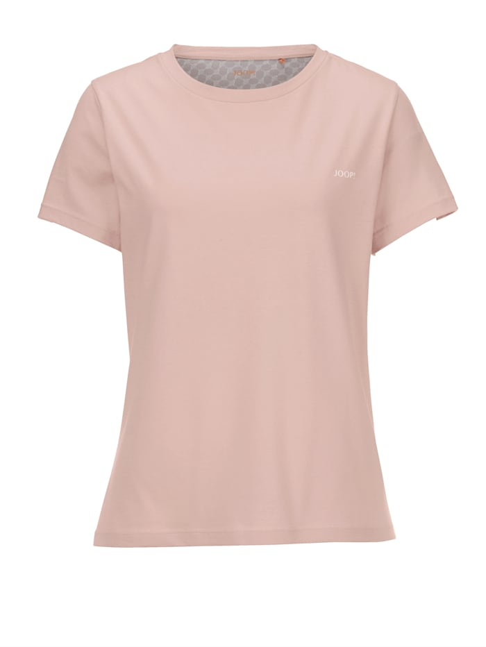 JOOP! Shirt im Mix&Match-Programm, rosé