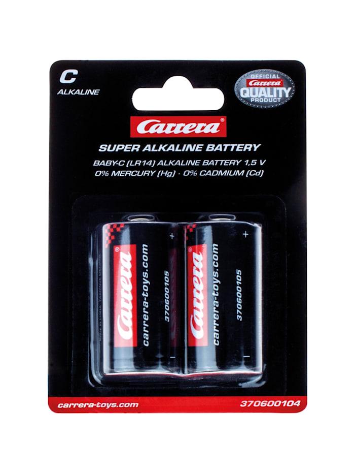 Carrera Batterie Super Alkaline Battery Baby-C LR14, bunt/multi