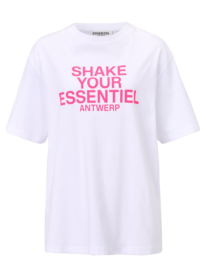 ESSENTIEL ANTWERP T-Shirt, Off-white