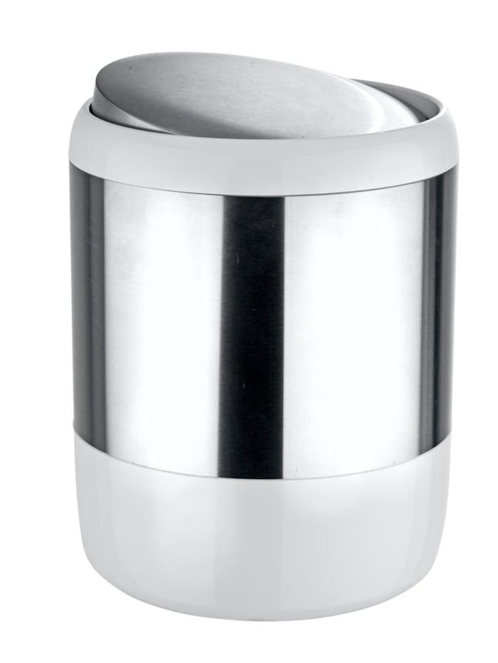 Kosmetikeimer Loft, 6 Liter, mit Schwingdeckel