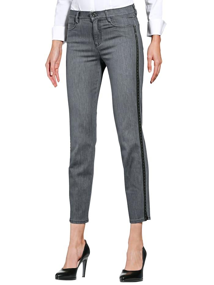Jeans im exklusiven Style für Alba Moda