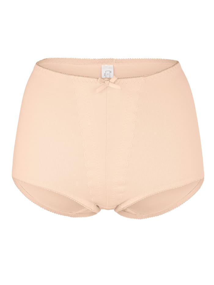 Culottes gainantes par lot de 2 à grande part de coton
