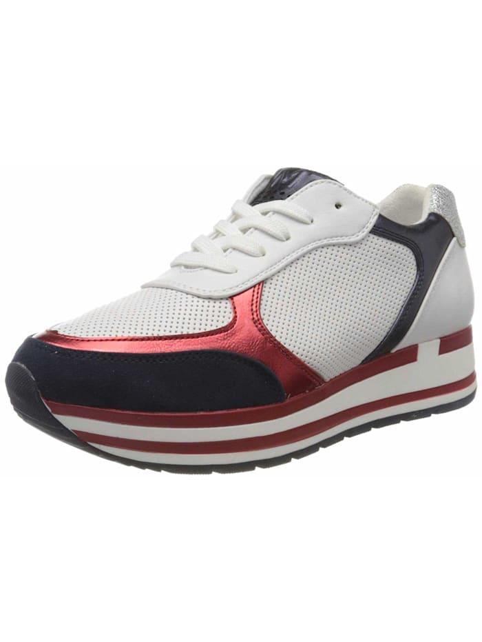 Marco Tozzi Sneakers, weiß