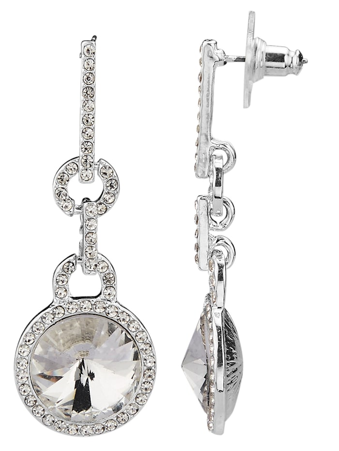 Stud EarringsWith Crystals