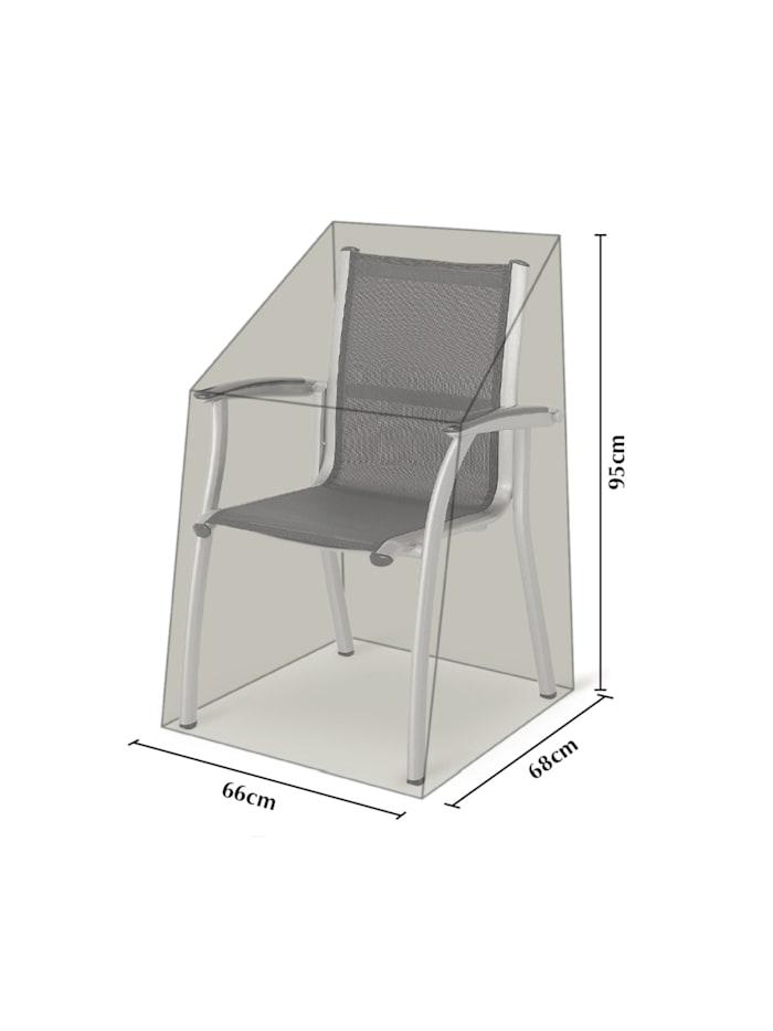 Stuhlhülle 6er Set Stuhlhussen  Abdeckhaube Stuhl Stapelstühle -  Sonderpreis