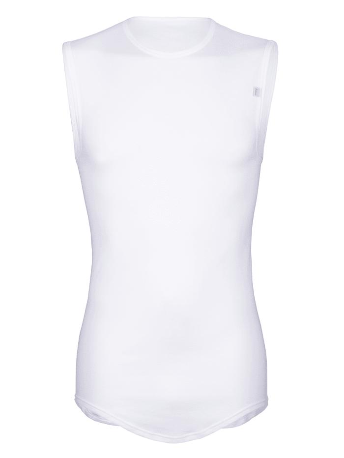Mey Cityshirt aus der Serie Mey NOBLESSE, Weiß