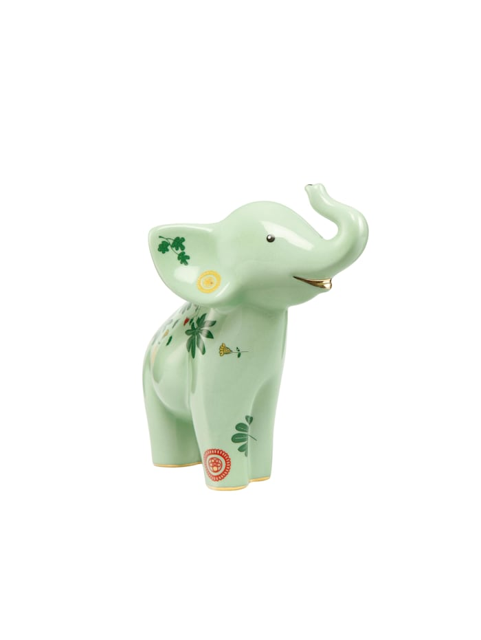 """Goebel Goebel Figur Elephant - """"Mapia"""", grün"""