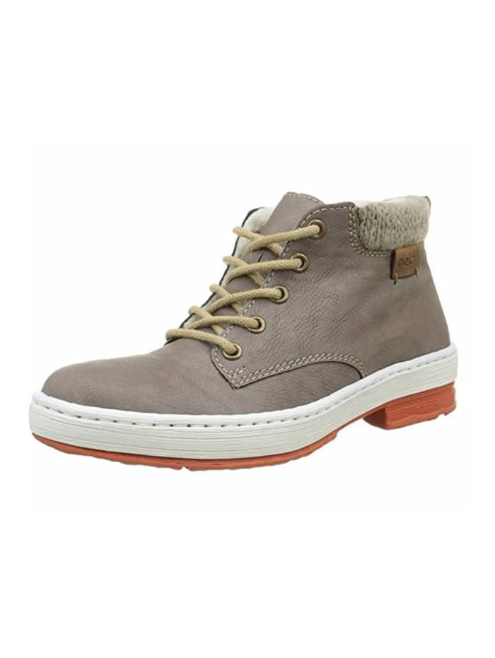 Rieker Stiefelette, taupe