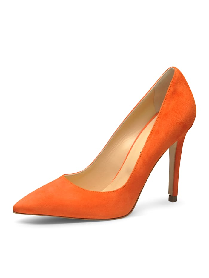 EVITA Damen Pumps ALINA, orange
