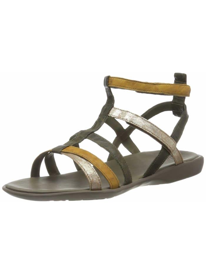 Think! Sandalen/Sandaletten, grün