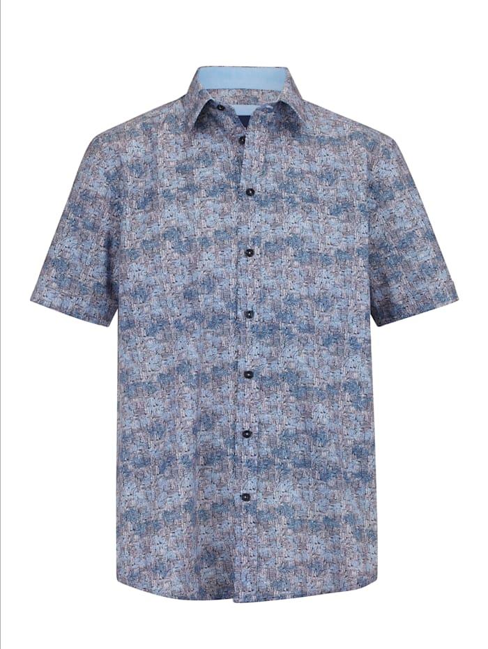 BABISTA Hemd mit Druckmuster, Blau