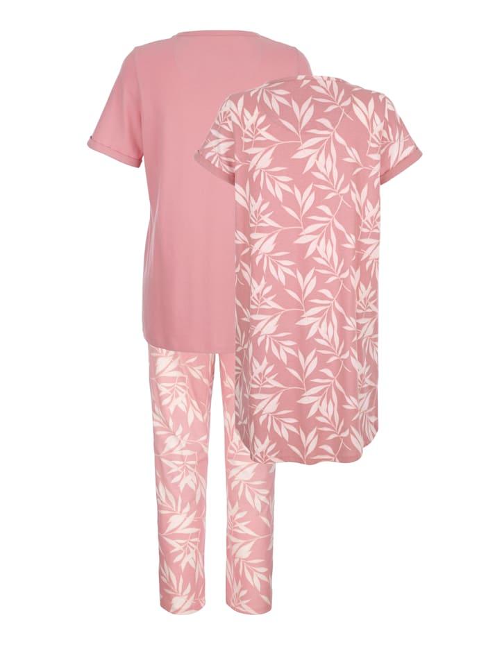 Súprava s nočnou košeľou & pyžamom