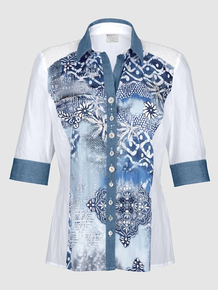 Ryppypintainen paitapusero