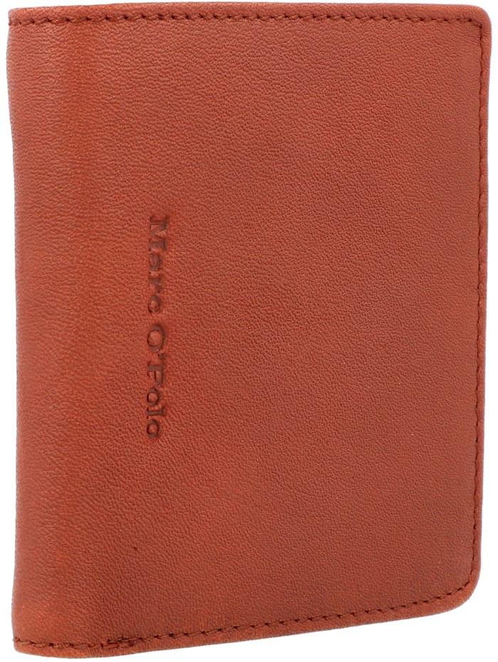 Taro Geldbörse Leder 9 cm
