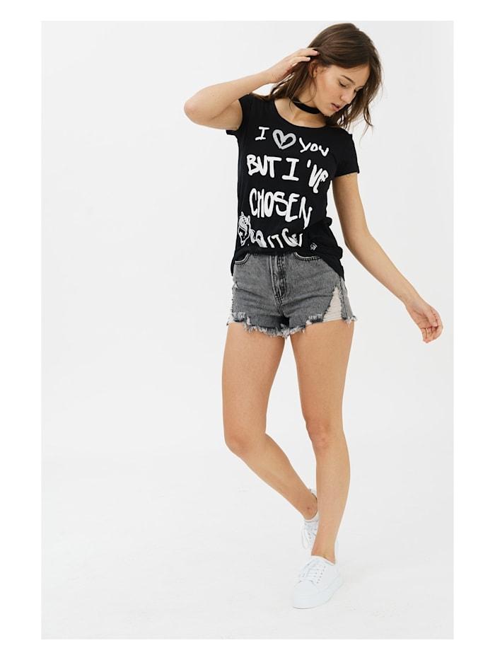 T-Shirt Claire mit niedlichem Einhorn-Druck