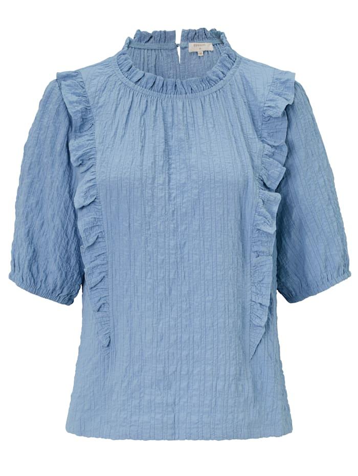 Cream Bluse, Blau