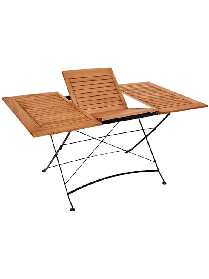 Living Outdoor-Tisch, Braun