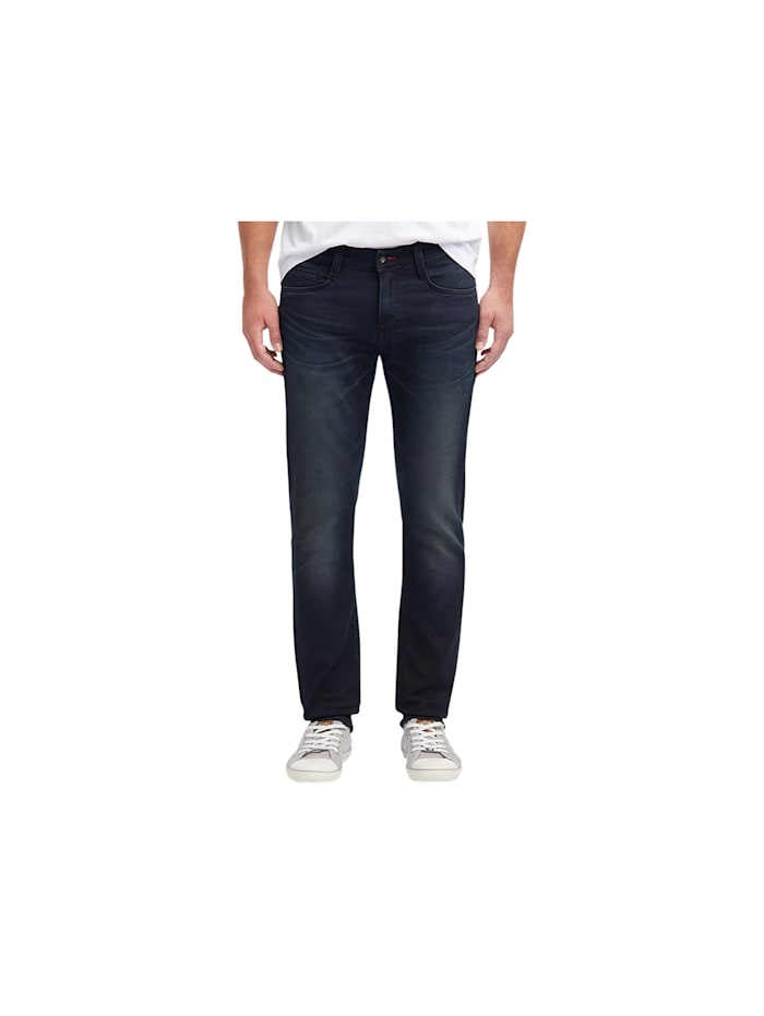 Mustang Tapered Leg Jeans Tapered Leg Jeans, uni