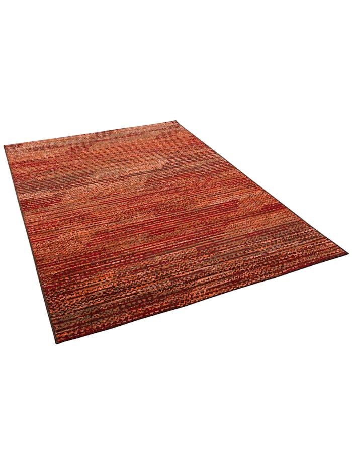 Pergamon Designer Teppich Samba Verlauf, Orange