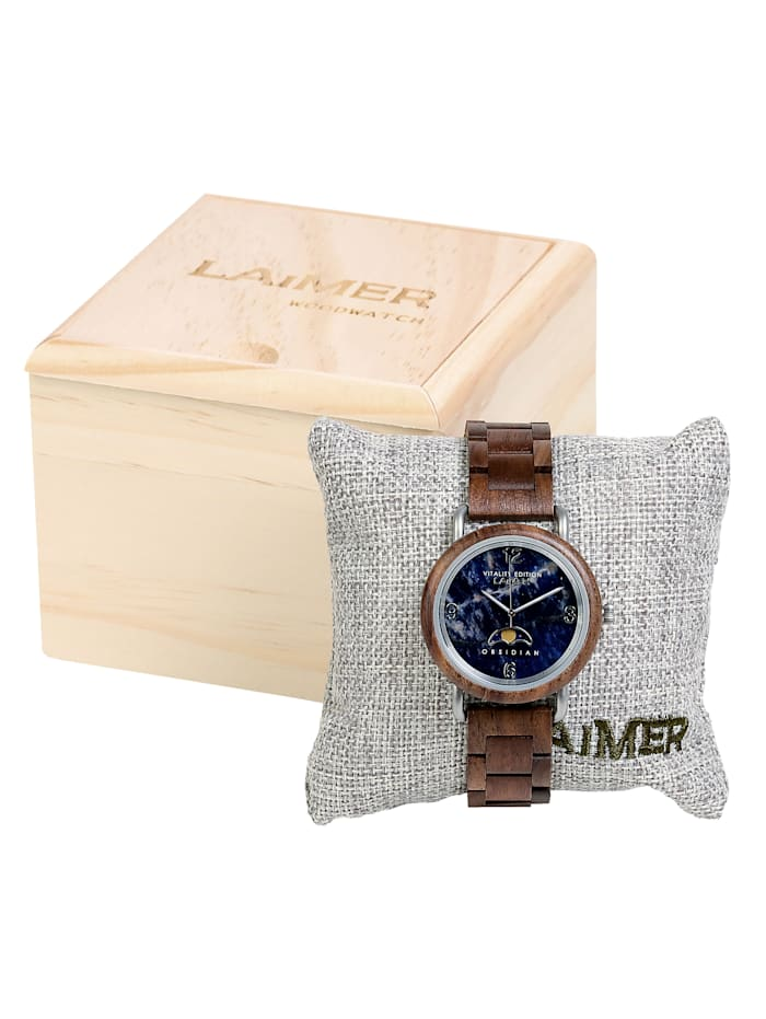 Laimer Damenuhr 0125, Braun