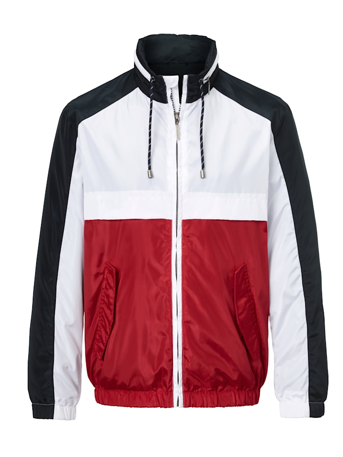 Bluzón ľahká letná bunda