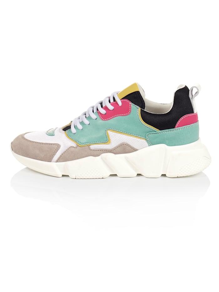 REKEN MAAR Sneaker, Multicolor