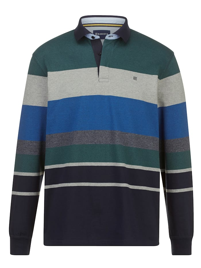 BABISTA Sweat-shirt Offre en ligne exclusive, Vert/Marine