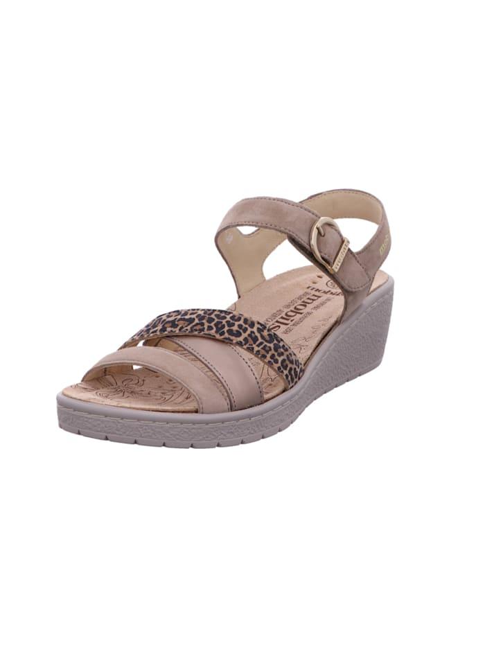 Mephisto Sandalen/Sandaletten, beige