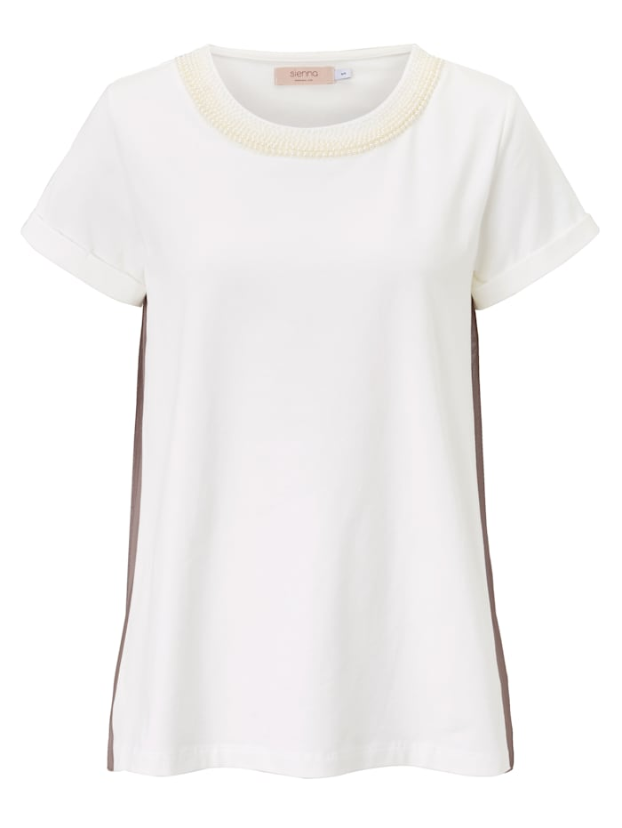 SIENNA T-Shirt, Off-white