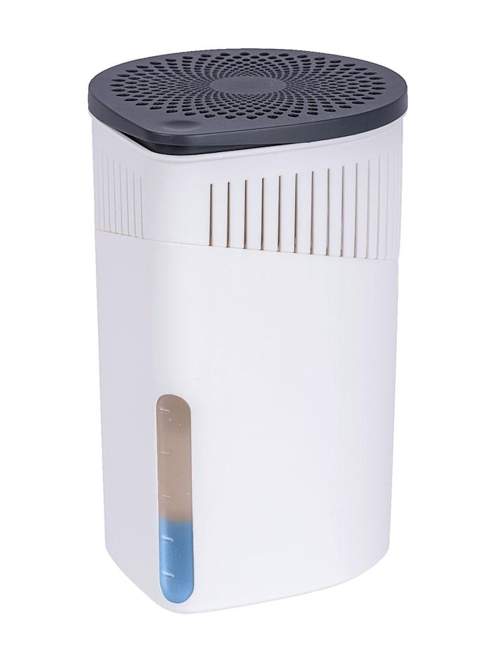 Wenko Wohnraum-Entfeuchter 'Drop', 1 kg, für Räume bis 80 m², Weiß