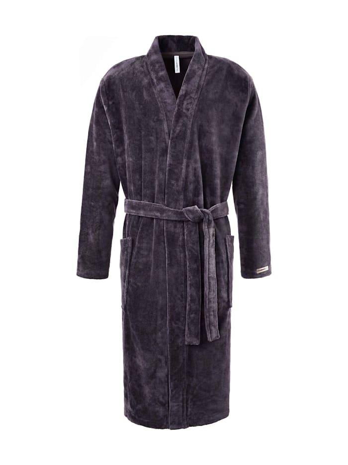 Bademantel Kimono Länge 120 cm