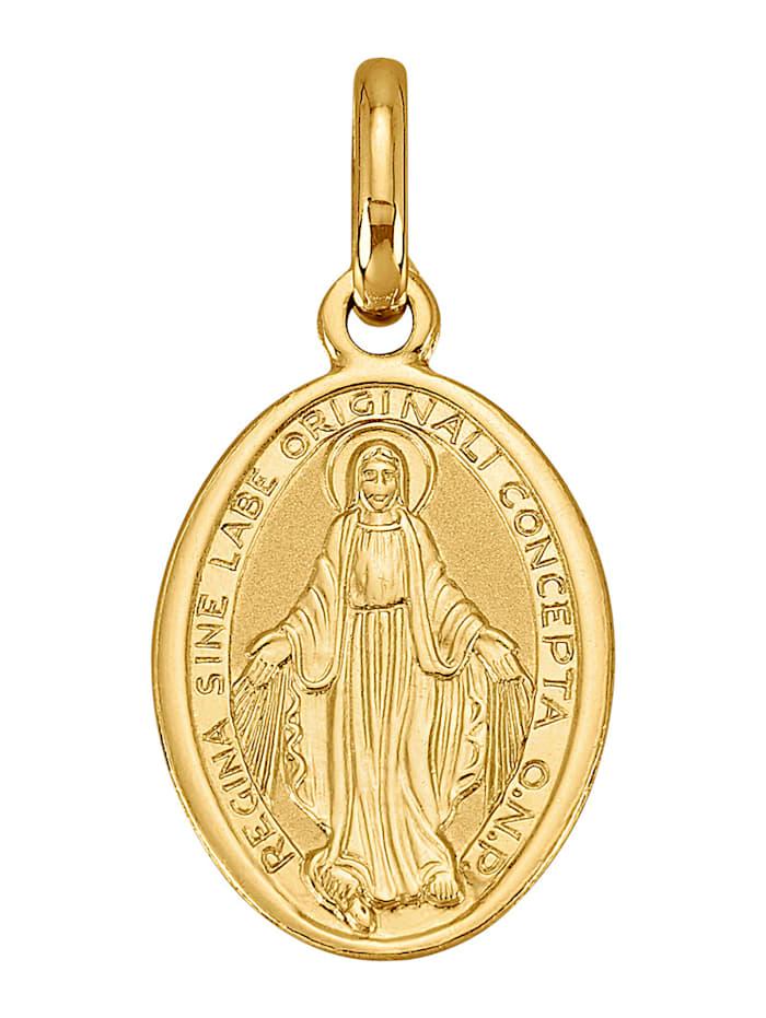Diemer Gold Hänge med guld 18 k, Guldfärgad