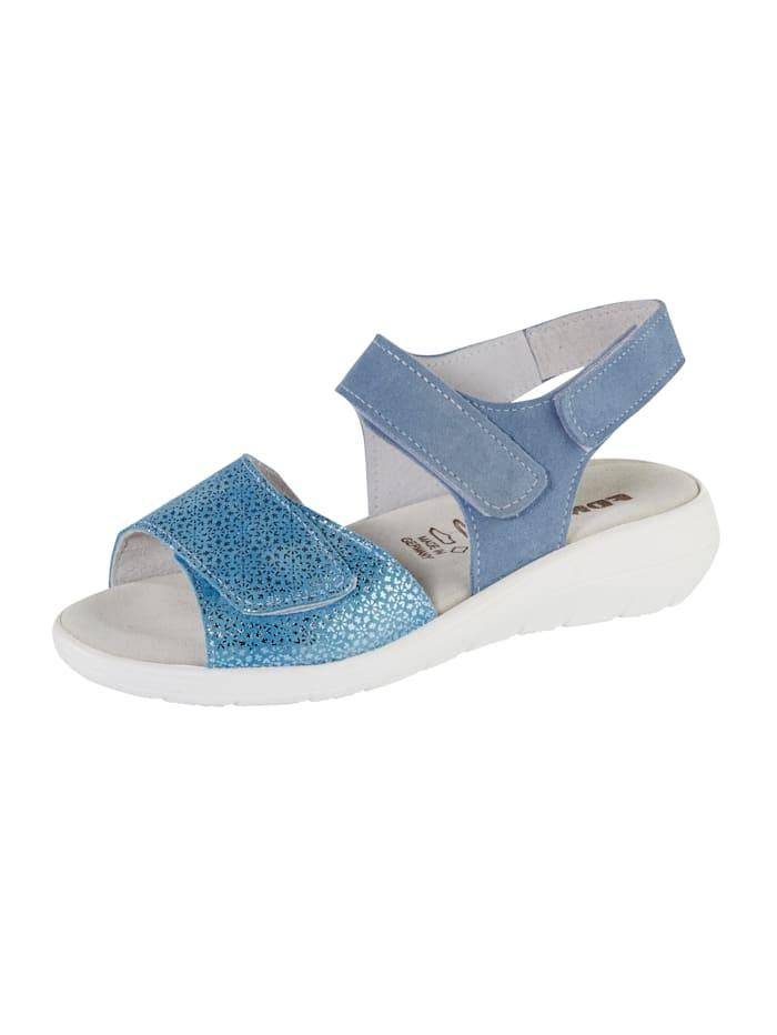FONDA Sandales, Bleu