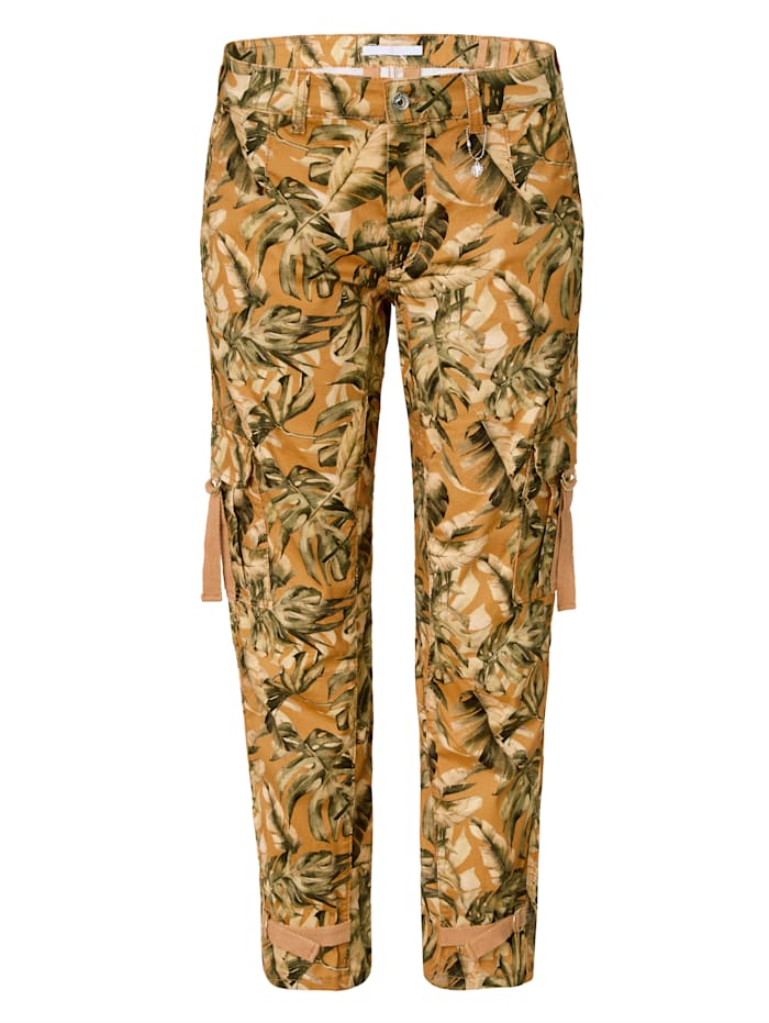 MAC Cargopants, Orange