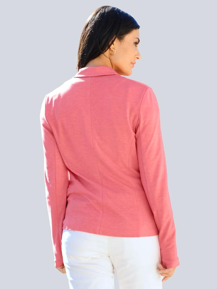 Blazer en jersey agréable à porter